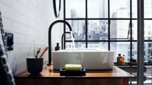 AXOR One: Ny kollektion fra AXOR til håndvask, badekar og bruser