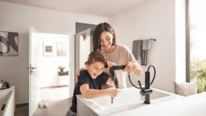 Finoris: Bevægelsesfrihed og komfort ved håndvasken