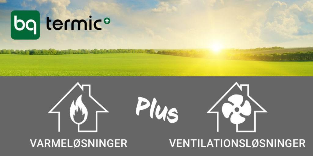 BG Biovarme er blevet til BG Termic